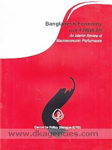 Bangladesh economy in FY2008-09 :  an interim review of macroeconomic performance.