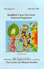 Buddhist views on gross national happiness /