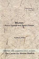 Bhutan :  power exports and Dutch disease /