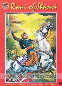 Rani of Jhansi :  one of the bravest leaders of the 1857 War of Independence /