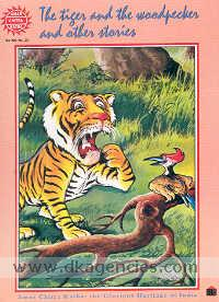 The tiger and the woodpecker and other stories /