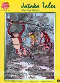 Jataka tales :  monkey stories /