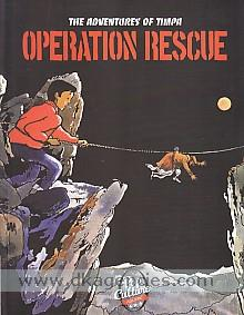 The adventures of timpa operation rescue /