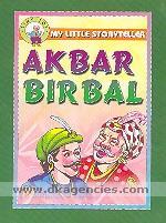 My little storyteller :  Akbar Birbal /