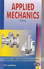 Applied mechanics :  for engineering diploma students /
