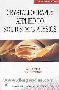 Crystallography applied to solid state physics /