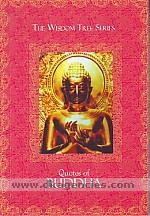 Quotes of Buddha /