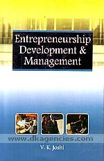 Entrepreneurship development & management :  for student of Engineering & Diploma engineering student /