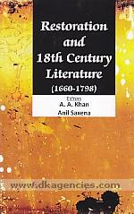 Restoration and 18th century literature :  (1660-1798) /