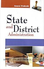 State and district administration /