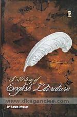 A history of English literature /
