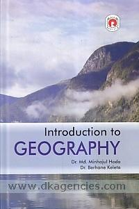 Introduction to geography /