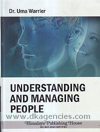 Understanding and managing people /