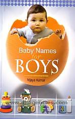 Baby names for the boys /