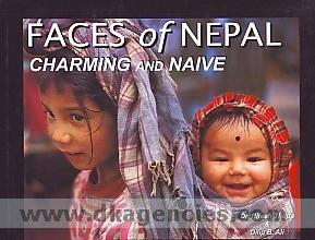 Faces of Nepal :  charming and naive /