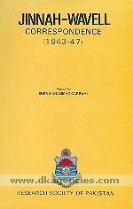 Jinnah-Wavell correspondence, 1943-47 /