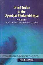 Upanisat Sankarabhasyasabdakosa /