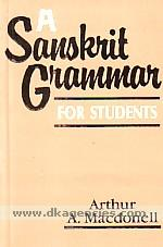 A Sanskrit grammar for students /