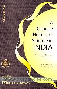 A Concise history of science in India /