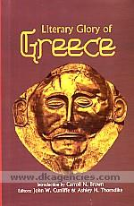 Literary glory of Greece /
