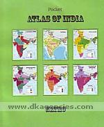 Pocket atlas of India /