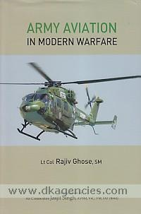 Army aviation in modern warfare /
