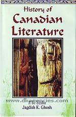 History of Canadian literature /