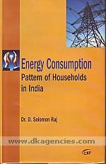 Energy consumption pattern of households in India /