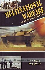 Multinational warfare :  an enormous exertion /