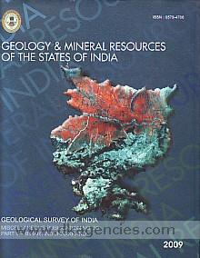 Geology & mineral resources of the states of India.