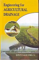 Engineering for agricultural drainage /