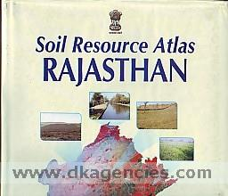 Soil resource atlas, Rajasthan.