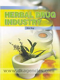 Herbal drug industry /