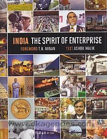 India :  the spirit of enterprise /