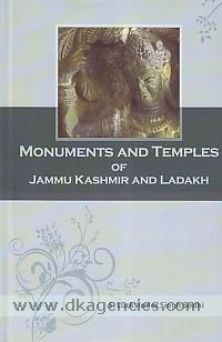 Monuments and temples of Jammu Kashmir & Ladakh /