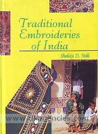 Traditional embroideries of India /