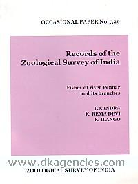 Fishes of river Pennar and its branches /