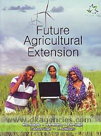 Future agricultural extension /