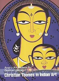 Christian themes in Indian art :  from the Mogul times till today /