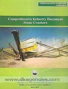 Comprehensive industry document on stone crushers.