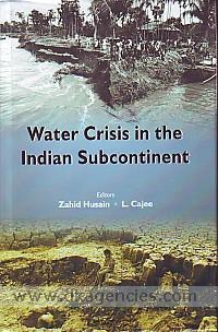 Water crisis in the Indian subcontinent /