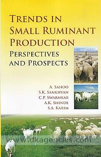 Trends in small ruminant production :  perspectives and prospects /