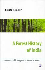 A forest history of India /