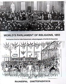 World's Parliament of Religions, 1893 :  participation from the Indian subcontinent, with photographs of the world's exposition /