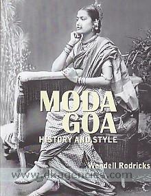 Moda Goa :  history and style /