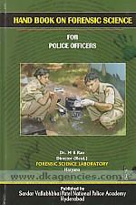 Handbook on forensic science for police officers /