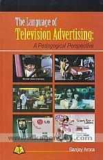The language of television advertising :  a pedagogical perspective /
