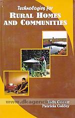 Technologies for rural homes and communities /