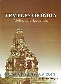 Temples of India :  myths and legends /