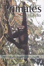 A pictorial guide to non-human primates of India /